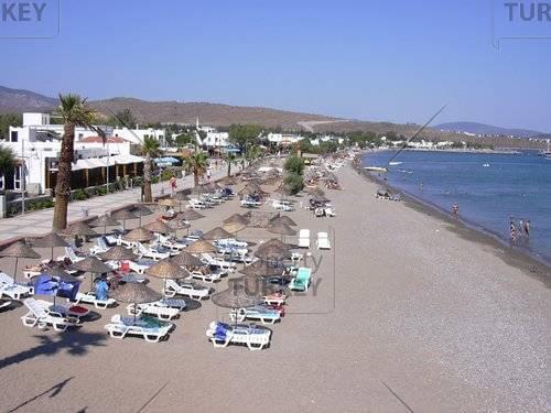 Bodrum Beach Beach in Bodrum Ortakent
