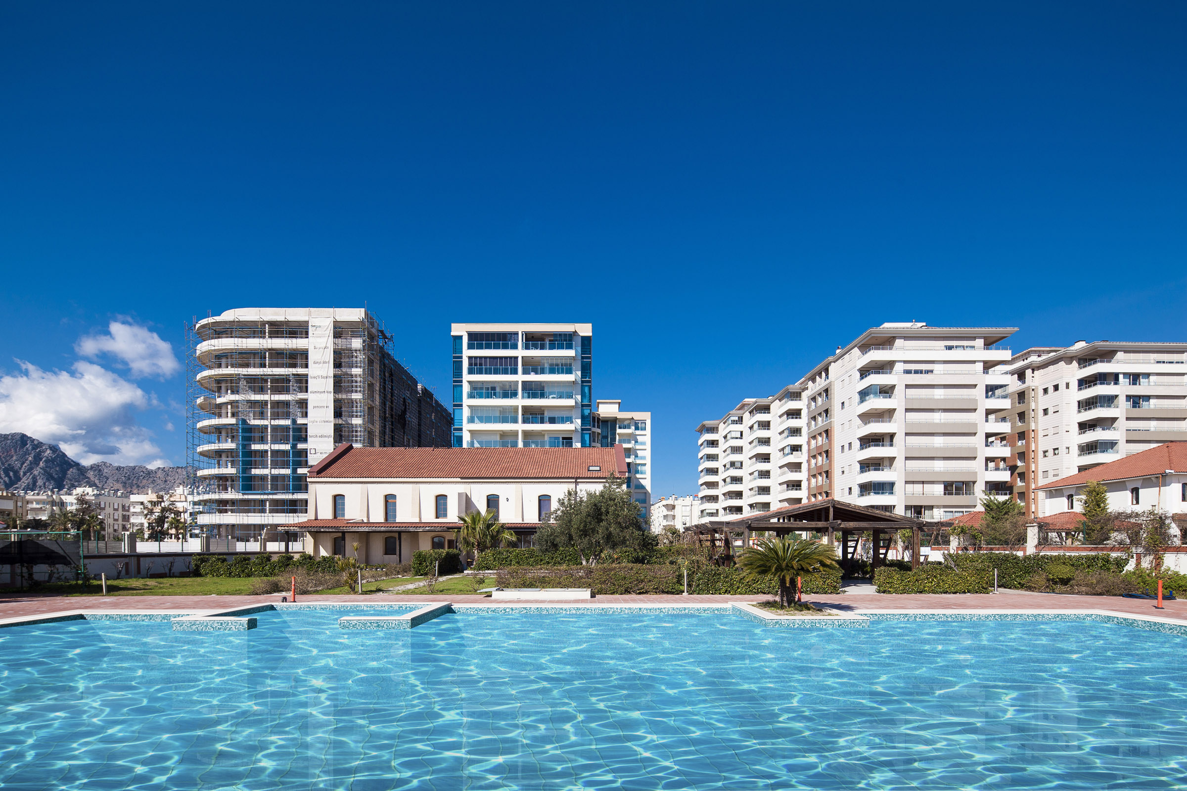 Investment property in Lara Antalya