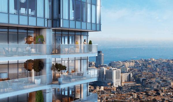 Недвижимость в Бомонти Стамбул