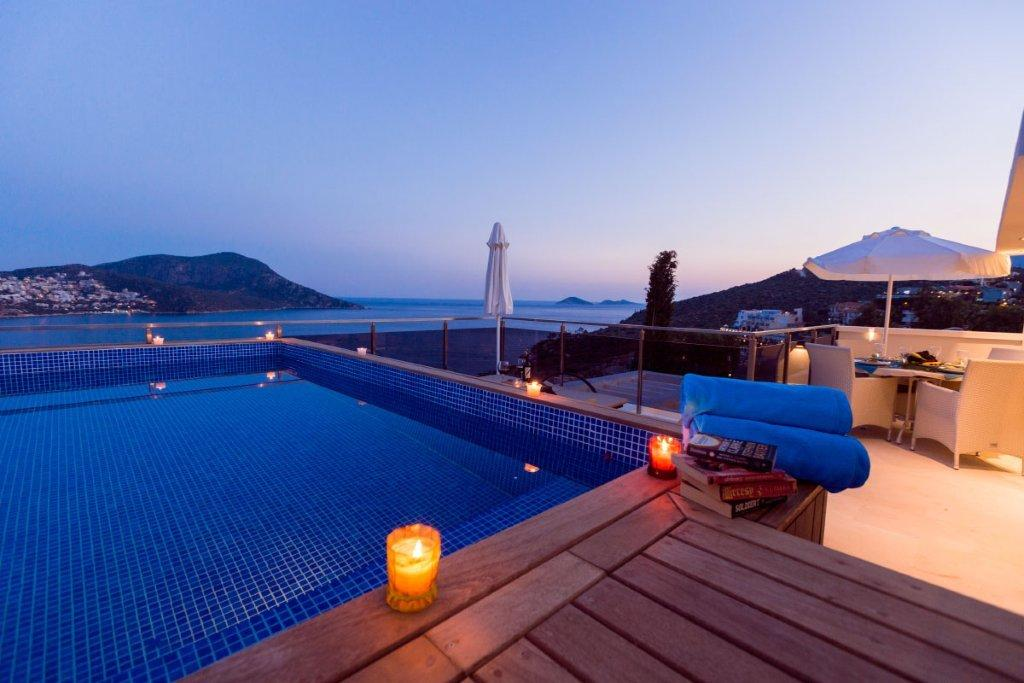 Kalkan sea view property