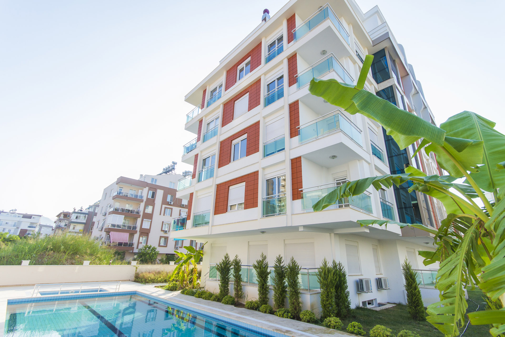 Antalya investment property
