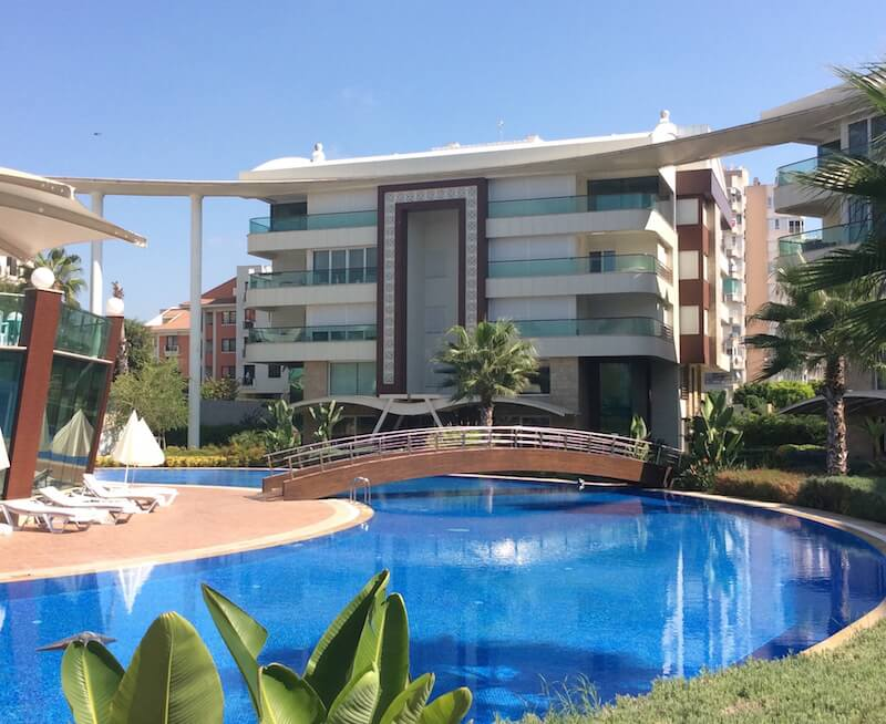 investment property antalya